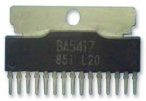 BA5417「音频放大器」,BA5417 价格|图纸|PDF